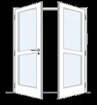 puerta de abrir